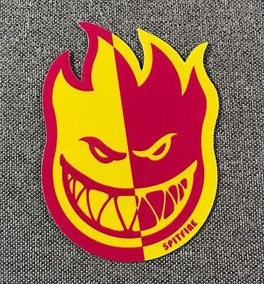 Hard Hat Sticker Very Cool Brave Warrior Manufacturer/'s Original Spitfire