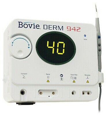 Bovie Hyfrecator A942 High Frequency Desiccator 40w Electrosurgical Generator