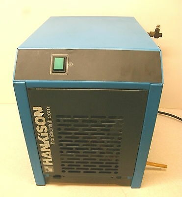 HANKISON HPR15 COMPRESSED AIR REFRIGERATED DRYER, 15 SCFM, 100 PSI, EXCELLENT
