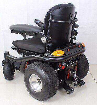 True Indoor Outdoor Powerchair, Electric Wheelchair, Beach Chair - Custom Made