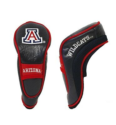 NCAA Arizona Wildcats Hybrid Golf Headcover Stretch Fit & secures on shaft