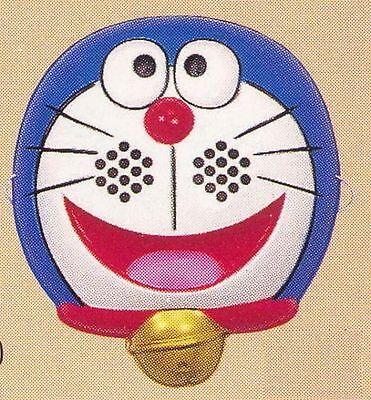Japanese Omen Children Kid Halloween costume Doramon Face Mask Made in Japan - Halloween In Japanese