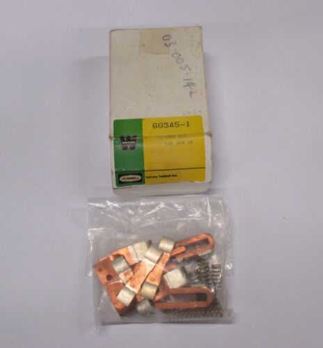 Hubbell Limited 60345-1 Spares Kit For UCA10 Contactor Fixed & Moving Contacts
