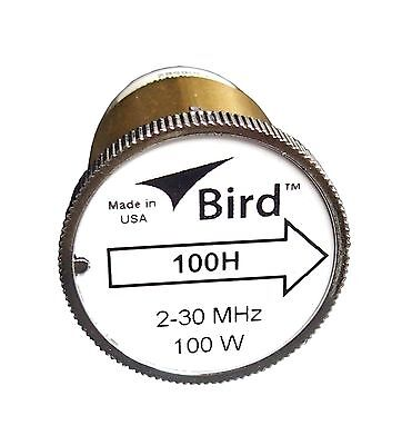 New Bird 100H Plug-in Element 100w 2-30 MHz for Bird 43