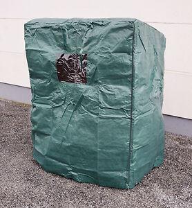 Dekobote, Schutzhülle Strandkorb XL 2 Sitzer Schutzhaube Abdeckung Robust