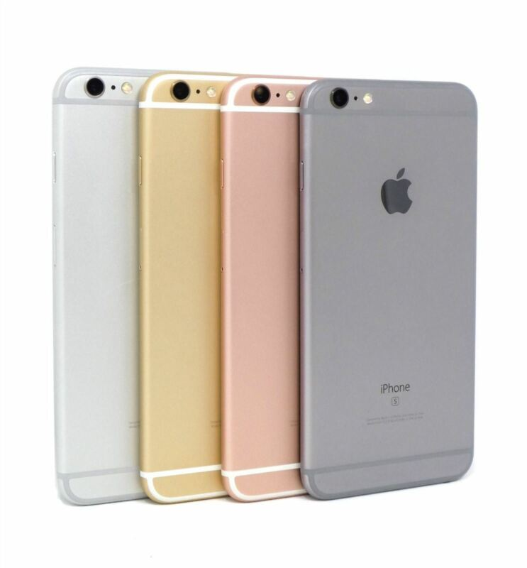 Apple iPhone 6S+ Plus Carrier Options AT&T T-Mobile Verizon Unlocked 16/64/128GB