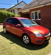 2008 Diesel Ford Focus TDCi - Manual Cooma Cooma-Monaro Area Preview
