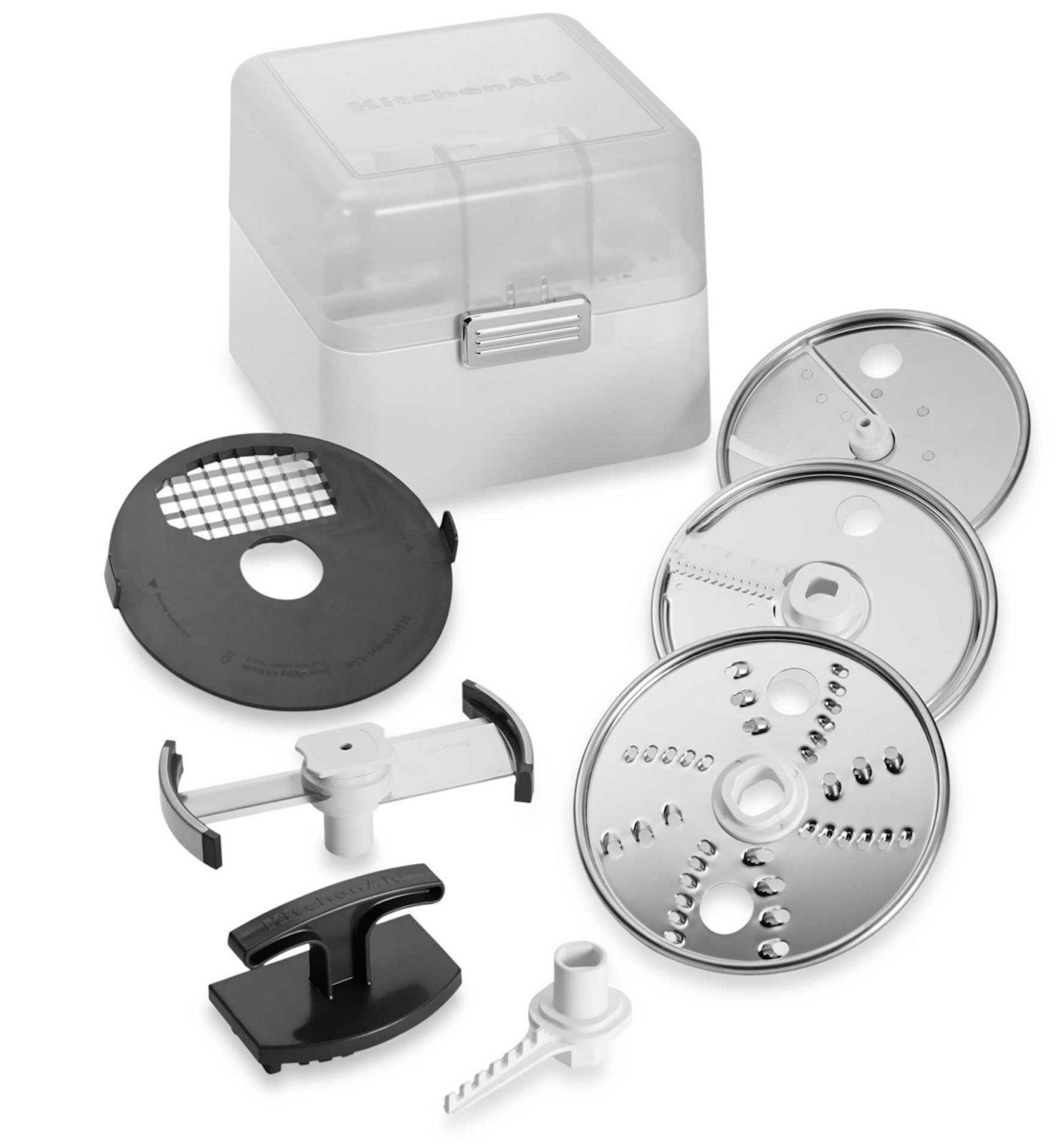 Kitchenaid Food Processor Stand Mixer Dicing Discs