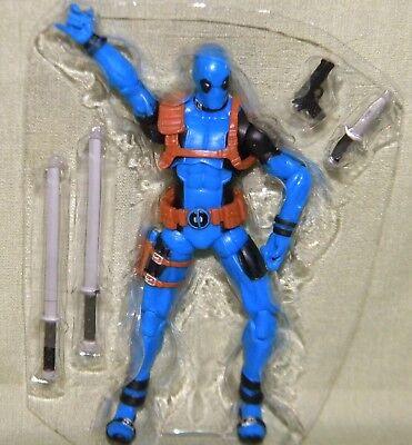 "FOOLKILLER LOOSE From Marvel Legends Deadpool Rainbow Squad 5-Pack 3.75"" Figure"