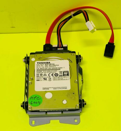 Ricoh Savin Lanier Hard Drive HDD W. Firmware for MP C4504 C6004 EX TESTED