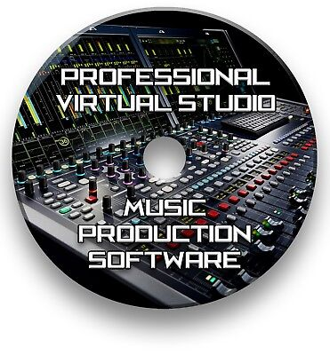 MULTI-TRACK MUSIC EDITING, MIXING, RECORDING VIRTUAL STUDIO PRODUCTION