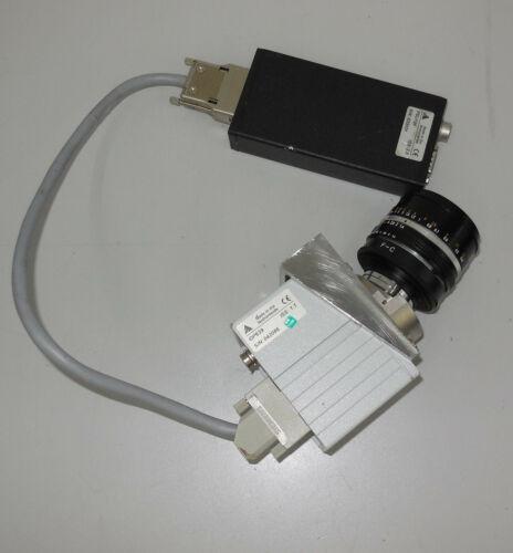 Adimec OP639 MX12P & Nikon 50mm 1:1.4 & PSU120