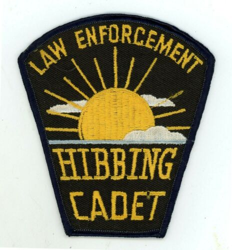 Hibbing Law Enforcement Cadet Minnesota