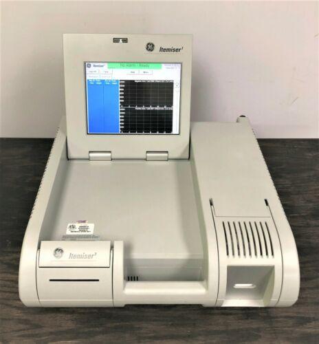 GE Itemiser 3 Safran Morpho ION Narcotics & Explosives Detector w/ Accessories
