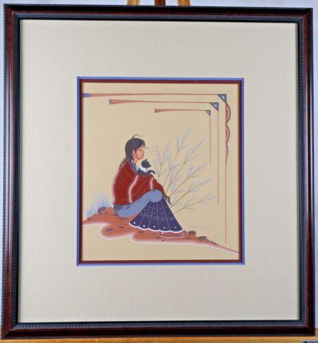 Original Robert Chee Painting