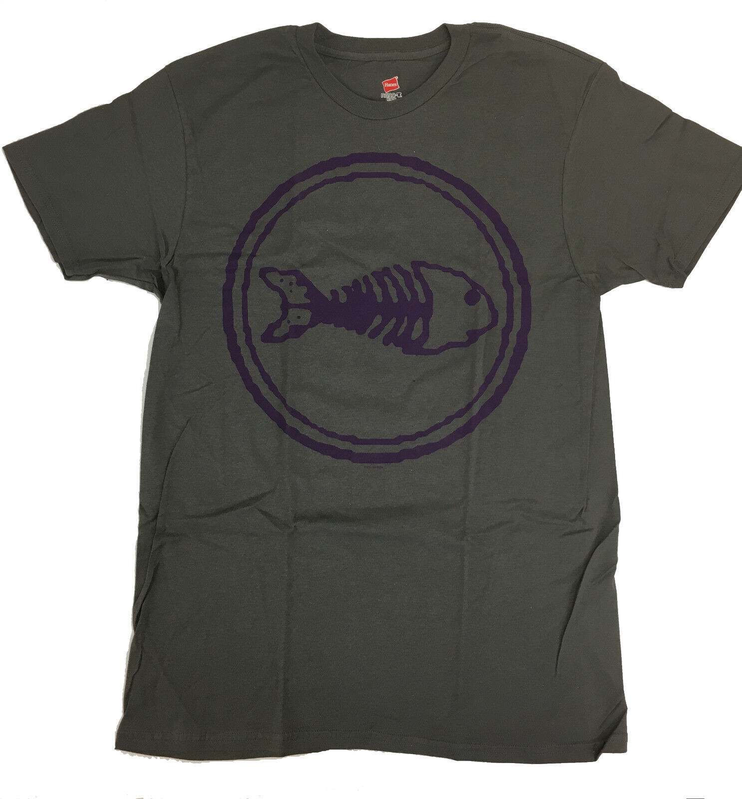 Fishbone - 2013 Tour Grey T-Shirt, Limited Edition - BRAND NEW