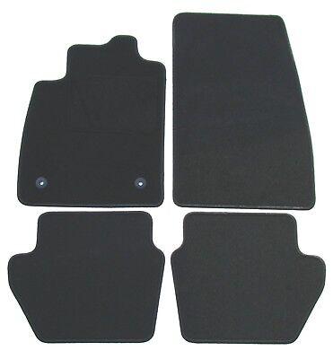 Fußmatten Set für Ford Fiesta 7 MK7 2008-2011 VII Matten Autoteppiche Passform Auto & Motorrad: Teile Auto-Anbau- & -Zubehörteile