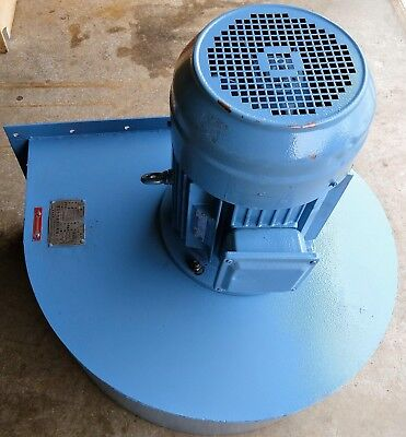 3000 Cfm Dust Collector Blower With 7-12 Hp Motor