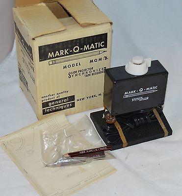 Средство для мытья Vintage 1961 Mark-Q-Matic