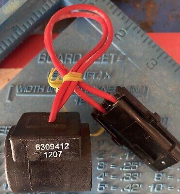 Hydraforce Solenoid Valve Coil 6309412 12v New