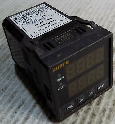 Auber Als-51 Multifunction Digital Timer Counter 85-260v With Instruction Manual