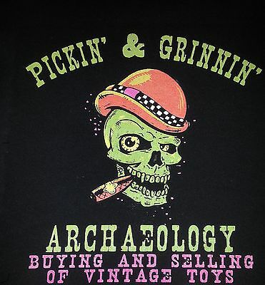Pickin and Grinnin Archeology