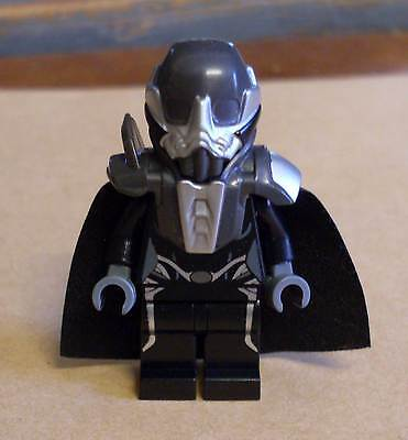 Lego Superman - Faora Figur DC Man of Steel Frau schwarz Super Heroes Neu