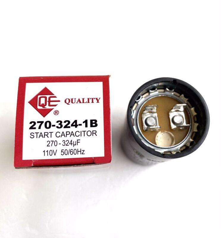 Motor Start Capacitor 270-324 MFD uF 110VAC 50/60Hz HVAC