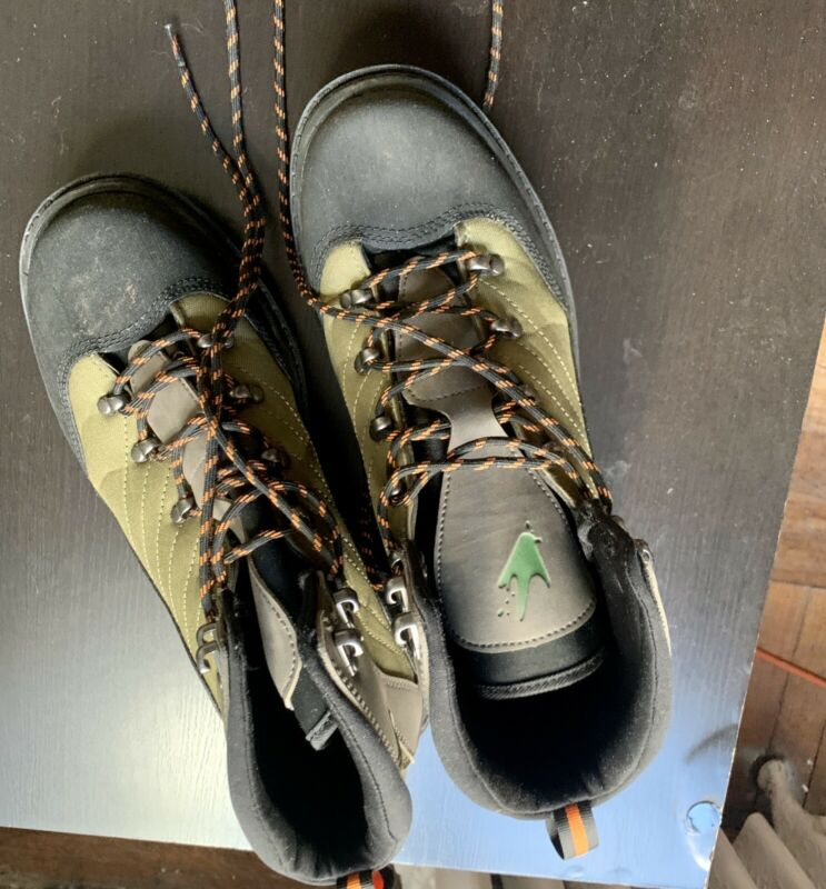 Frogg Toggs Mens Anura Technical Wading Boots Cleated Size 11