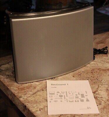 Vintage Bang & Olufsen B&O BeoSound 1 CD Player / Radio Tuner (NO REMOTE)