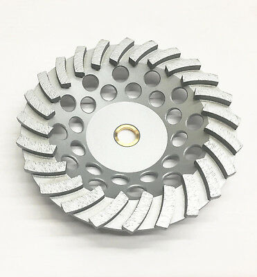 New 7 24 Turbo Segments Diamond Grinding Cup Wheel- Premium Quality