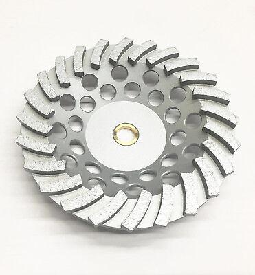 New 7 24 Turbo Segments Diamond Grinding Cup Wheel- Premium Quality