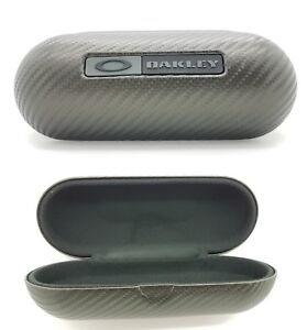 519b90d7519fe NEW Oakley Carbon Case Torpedo Vault Hard case box for MOST sunglasses  AUTHENTIC