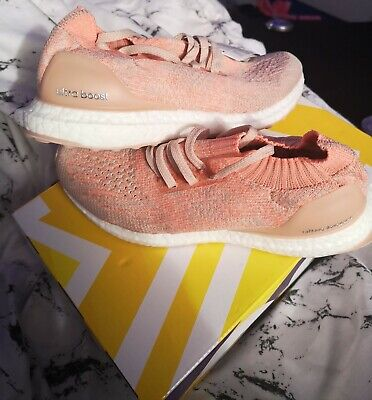 Adidas Ultraboost Uncaged, Pearl/Ash, Brand New , UK Size 6, Payed £150 for them