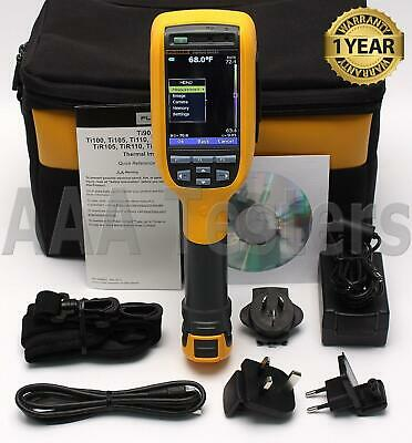 Fluke Ti90 9hz 80 X 60 Infrared Thermal Imaging Camera Ir Imager Ti 90