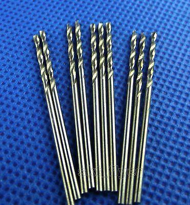 10pcs Small 1.4mm Pcb Drill Mini Press Hss Electrical Twist Drilling