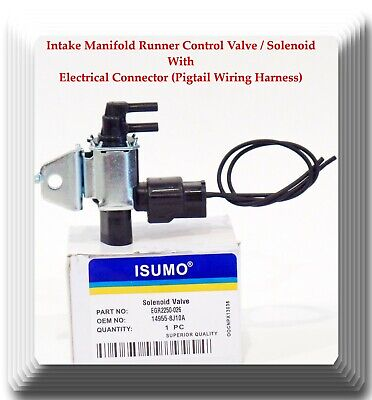 New Engine Intake Manifold Runner Control Sensor 7L907386A Fits VW Audi