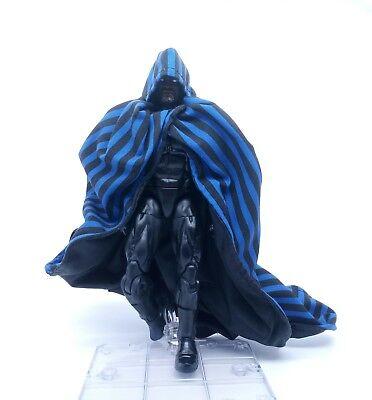 Black & Blue Cape for Hasbro Marvel Legends Cloak (No Figure)