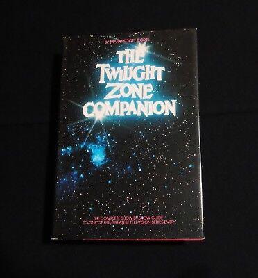 The Twilight Zone Companion-Marc Scott Zicree-RARE 1st Printing 1982-NM/MINT