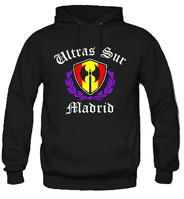 Ultras Sur Madrid Kapuzenpullover | Fussball | Real | Hooligan | M2|