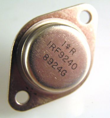 Ir Irf9240 Repetitive Avalanche And Dvdt Rated Hexfet Transistor Brand New