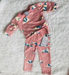 Baby girl 6 sticks outfit