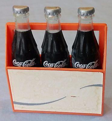 Vintage Coca Cola Refrigerator Magnet Set 1993 Coca Cola Memorabilia