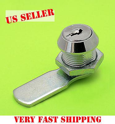 Key Cam Lock Cabinet Box Drawer Tool Mailbox Cupboard Desk Safe 250.20.01.50