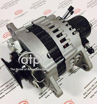 BRAND NEW ISUZU TROOPER  BIGHORN ALTERNATOR  VAC PUMP 31 TD DIESEL 80A  91 98