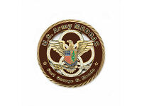 Army DI pin MEDDAC Ft Meade Meyer 22M cb