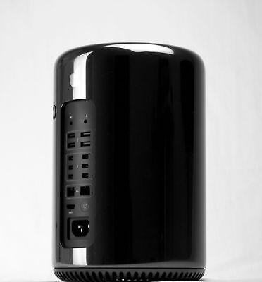 Apple Mac Pro 2.7 Ghz 12 Core/64GB RAM/1TB FLASH/Dual D700 (12GB) GPU Warranty!