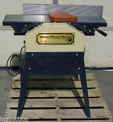 Jointer Planer Owner S Guide To Business And Industrial