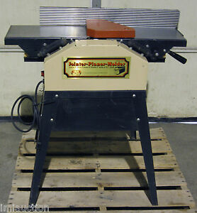 Foley-Belsaw-684-Jointer-Planer-Molder-8-120v