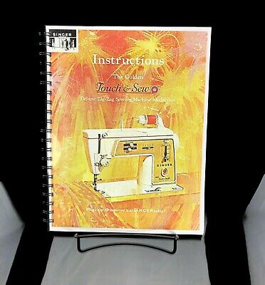 SINGER 620 Zig Zag Sewing Machine Owners Instruction Vintage Manual SPIRAL BOUND